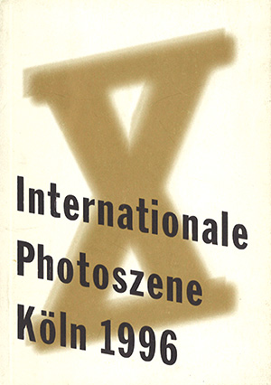 Internationale Photoszene Köln 1996